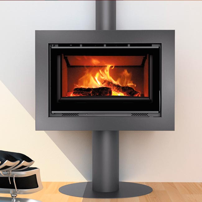 rc 80 chimenea insertable sin obra