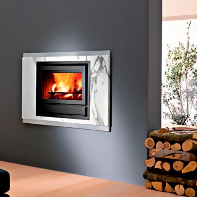 Arabesque marmol revestimiento para chimeneas - Revestimientos de chimeneas ...