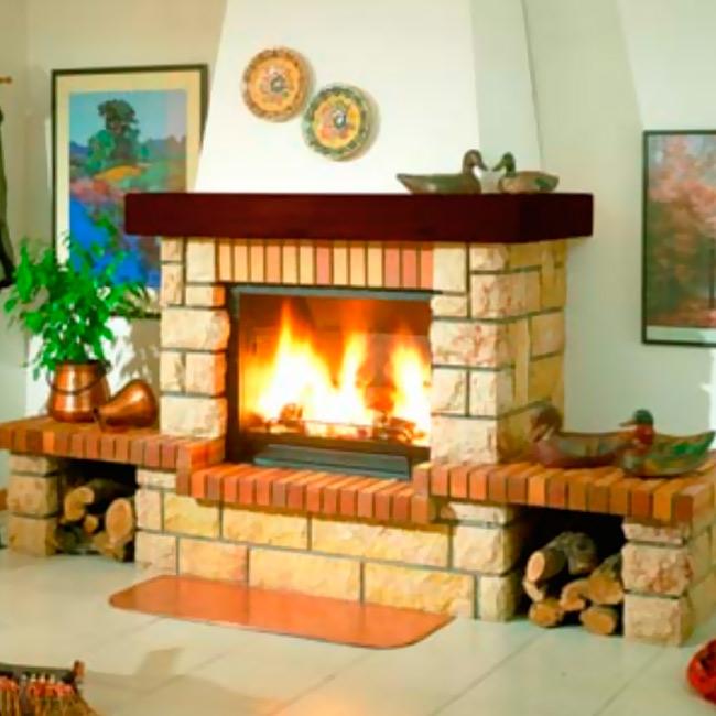 F 288 revestimiento para chimeneas - Revestimientos de chimeneas ...