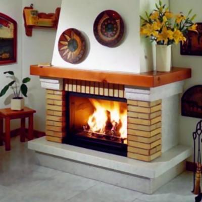 Ofertas chimeneas y estufas chimeneas vaquer - Revestimientos de chimeneas rusticas ...
