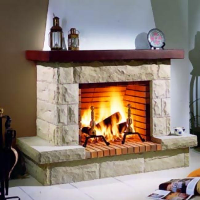Isaba revestimiento para chimeneas - Revestimientos de chimeneas rusticas ...