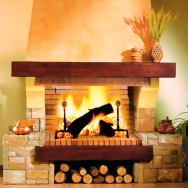 Monfort revestimiento para chimeneas - Revestimientos de chimeneas rusticas ...
