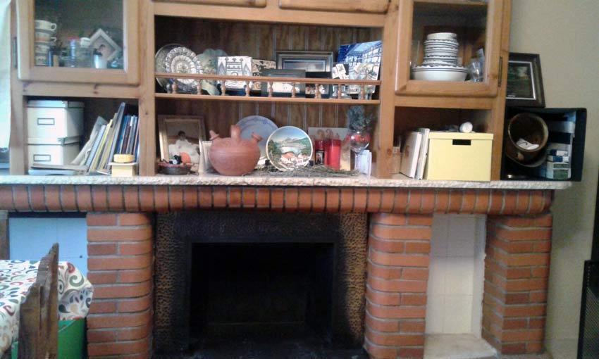Sustituir una chimenea sin modificar su diseño y estructura